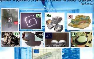 Симптомы отравления тяжелыми металлами
