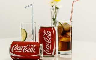 Применение Кока-Колы при отравлении