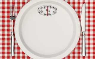 Варианты диет для похудения и очищения кишечника