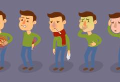 Симптомы кишечных отравлений