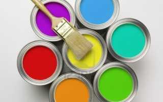 Что делать при отравлении краской?
