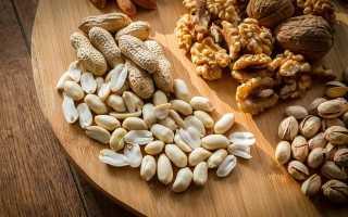 Какие бывают отравления орехами и методы их лечения