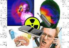 Какой вред может нанести электромагнитное излучение