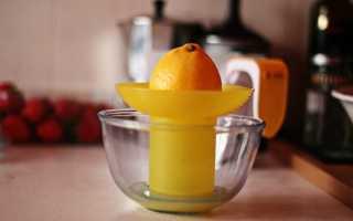 Как применять очищающую клизму с соком лимона