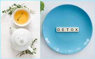 Эффективные чаи для очищения организма