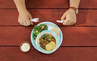 Что можно есть при отравлении и рвоте?