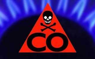 Угарный газ смертельно опасен
