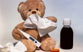 Чем сбить температуру при отравлении у ребенка