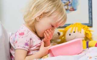 Что дать ребенку при пищевом отравлении?