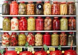 Консервация продуктов