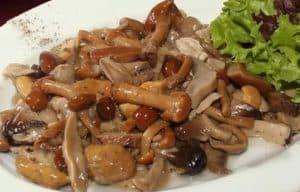 маринованные и соленые грибочки