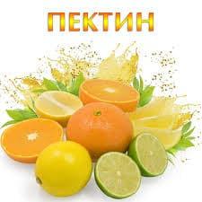 Пектин в овощах и фруктах