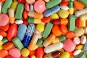 Таблетки от отравления