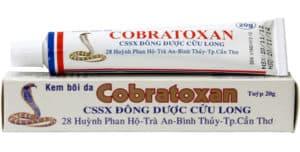 Кобротоксин