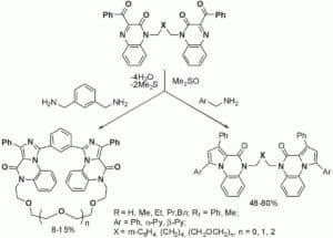Химические реакции для получения алкалоидов