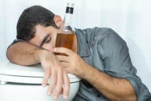 Острая алкогольная интоксикация