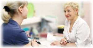 Установление точного диагноза врачом