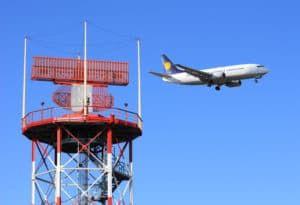 Радиолокация в аэропортах