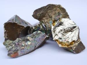 Марганец металл