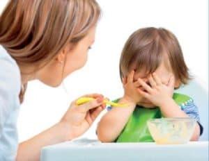 Отказ от пищи у детей