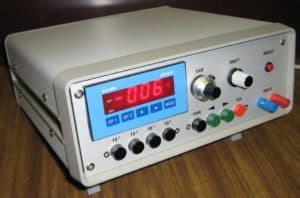Флюксметр (прибор для измерения интенсивности ЭМИ)