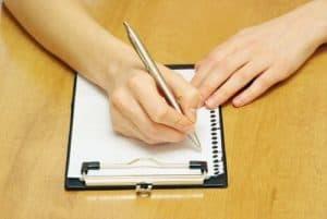 Ведение дневника приема препаратов