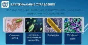 Бактериальное отравление и его причины