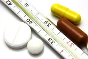 Лекарства при отравлении с температурой