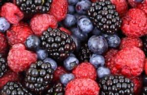 Известные фрукты в рационе