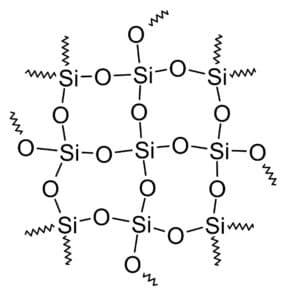 Структурная формула Белого угля