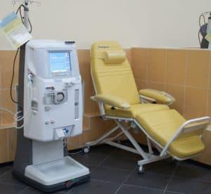 Аппарат для очищения крови