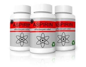 Баночки с Аспирином