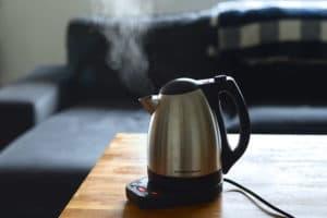 Горячий чайник