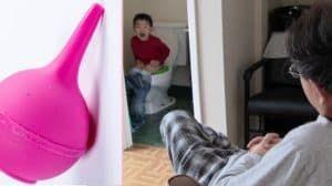 Клизмирование в домашних условиях