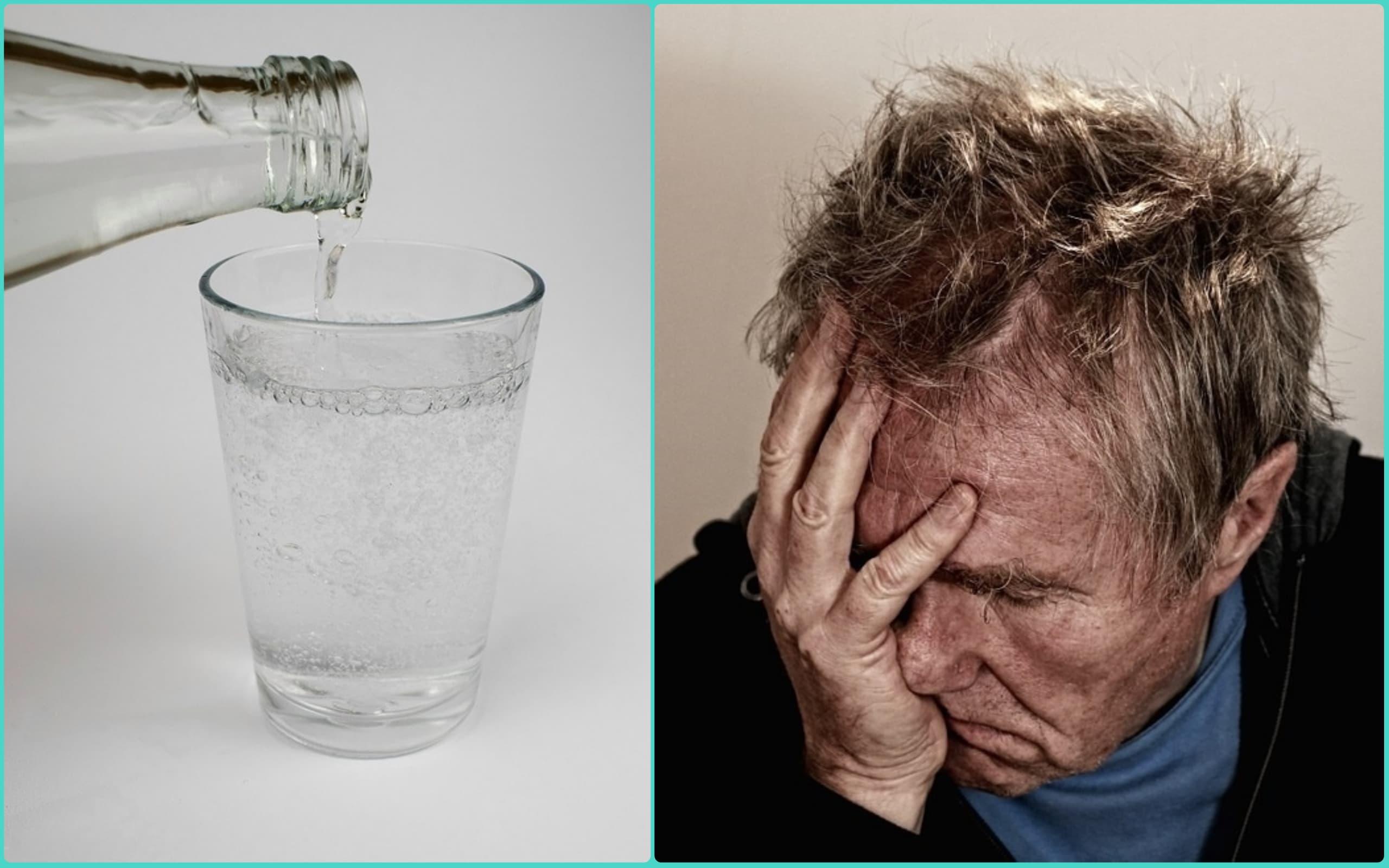 Минеральная вода повышает артериальное давление ...