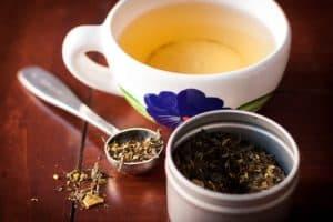 Чай из травяного сбора