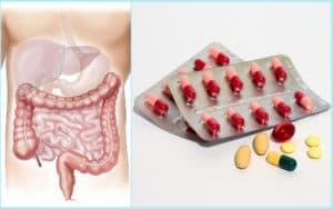 Кишечник и лекарства