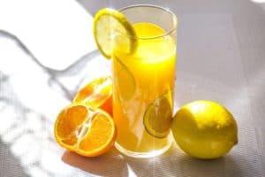Сок из цитрусов